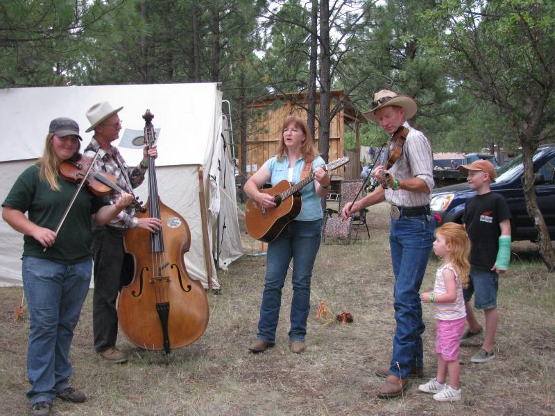 Heiland family musicians